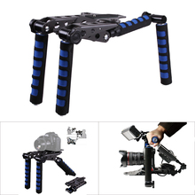 DSLR Cameras Rig original Movie Kit Shoulder Mount Light Mic Accessories For Video Camcorder DV CameraS Canon Nikon Panasonic