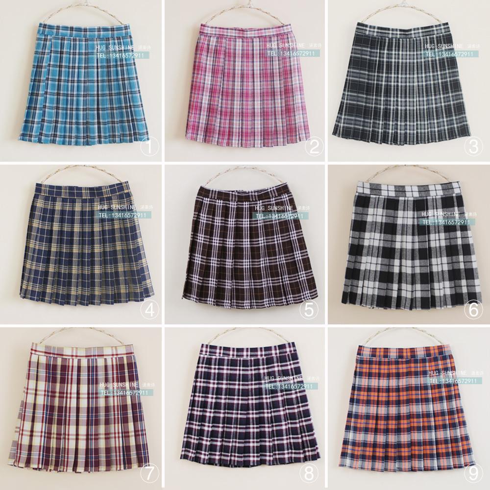 Creative Aliexpresscom  Buy Women39s Plaid Skirts Tartan Woolen Plaid Skirts
