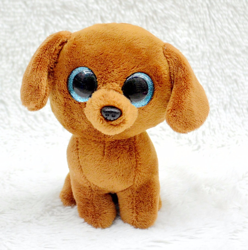 Ty Beanie Doll Hot Dog The Dog