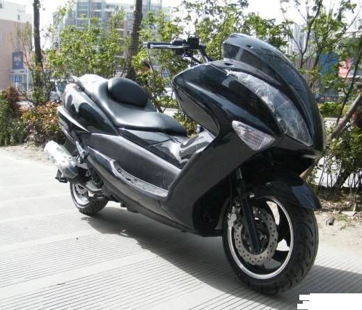 New powerful 150cc gas scooter(GS-012)(China (Mainland))