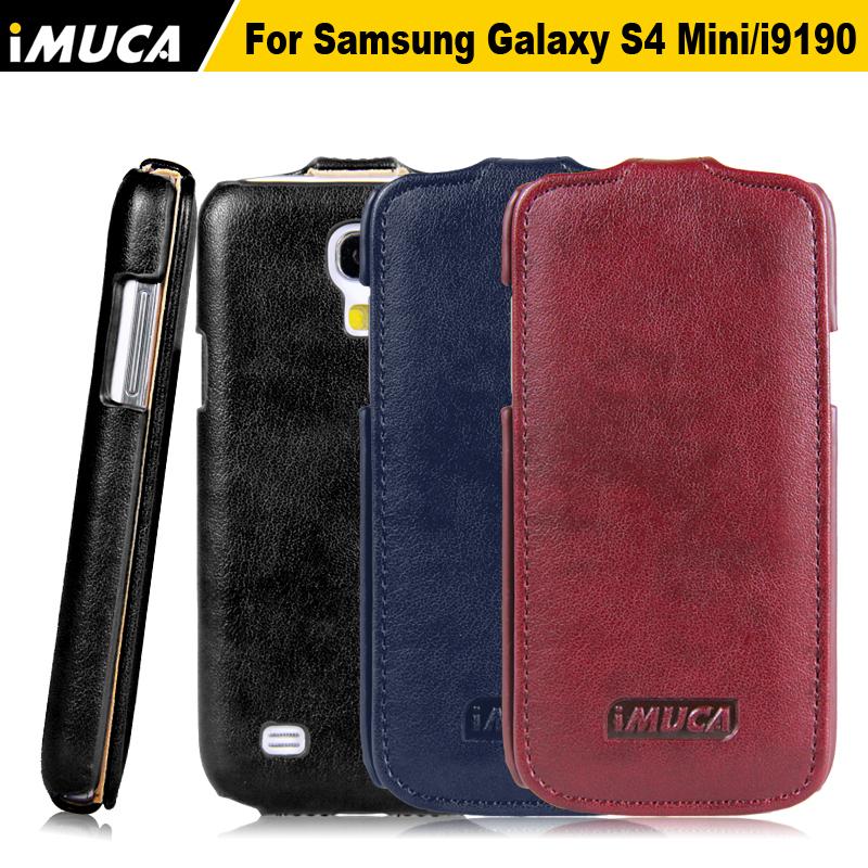 IMUCA for samsung s4 mini case cover luxury verticla ...