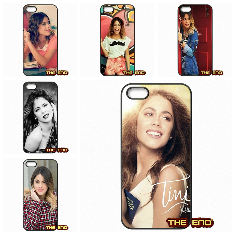 Martina Stoessel Adorable Girl Mobile Phone Cases Covers For Apple iPhone 4 4S 5 5C SE 6 6S Plus 4.7 5.5 iPod Touch 4 5 6(China (Mainland))