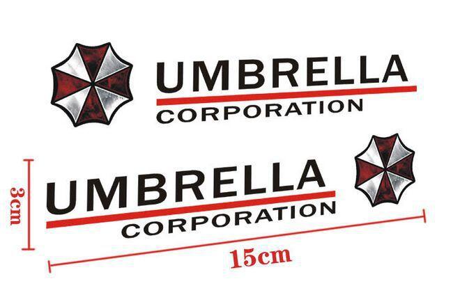 50 sets Stickers Rear View Mirror Car Reflective Umbrella Decal for Tesla Ford Chevrolet Volkswagen Honda