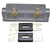 Buy IBP NC SHIPPING 2PC FREE FUSE 250A ANL Fuse holder Distribution INLINE 0 4 8 GA for $9.67 in AliExpress store