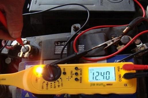 Высокая стоимость производительность мульти-карман авто цепи тестер с мультиметра и лампы передач для автомобиль анализатор