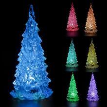 hot sale new year Colorful Mini Changing LED Night light Lamp font b Decoration b font