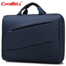 For Macbook Pro 17.0 inch Notebook Computer Bag Laptop Briefcase With Messenger Function(China (Mainland))