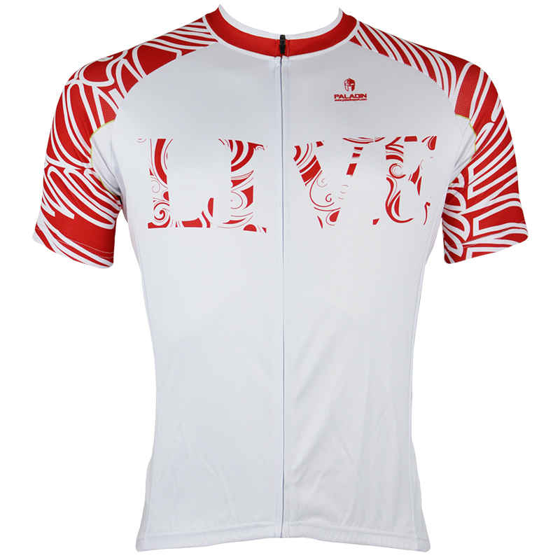 PALADIN Leisure sports cycling jersey Olympics in Sochi red men short breathable bicicleta sport suit bike wear cycling clothing(China (Mainland))