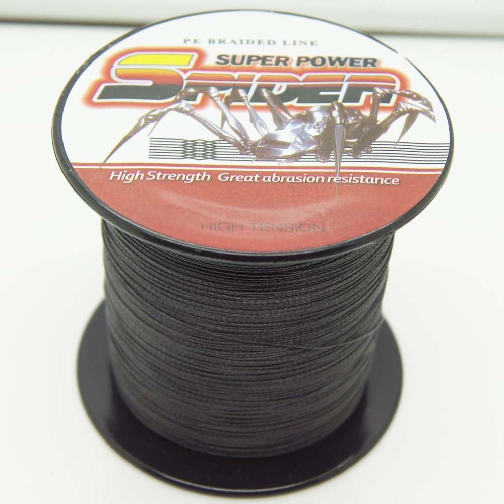 Yoyfishing 100m 10lb black multifilament pe braided for 50 lb braided fishing line