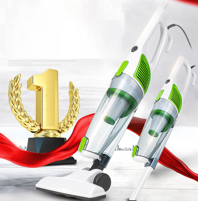 Free Shipping New Low Noise Mini Home Rod Vacuum Cleaner Portable Dust Collector Cyclone Powerful Suction KBF03-04 BOBBOT(China (Mainland))