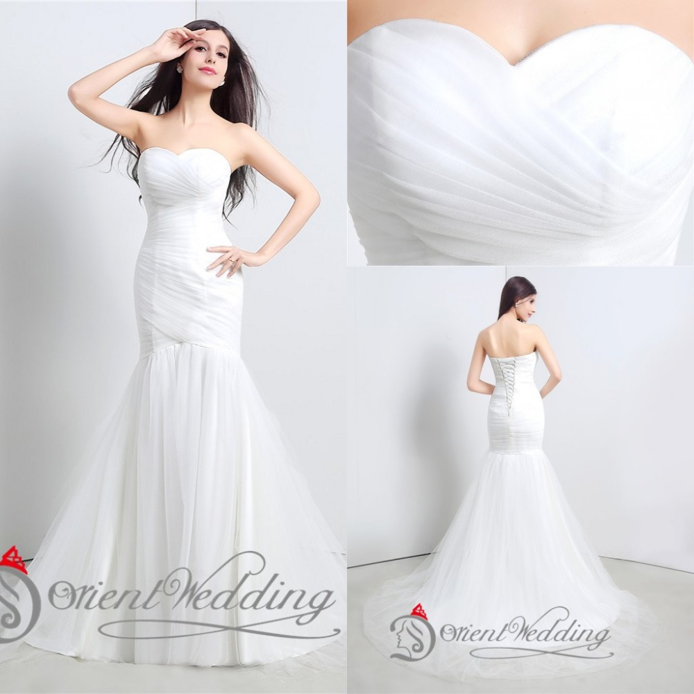 Sexy country western style vintage china mermaid wedding for Old western wedding dresses