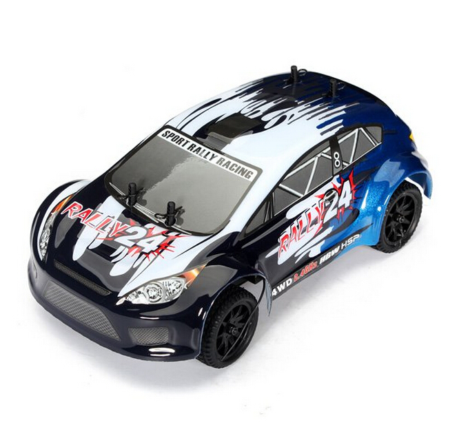 Cool HSP 94248 1/24 Mini Remote Control Rally Car-in RC Cars from Toys ...