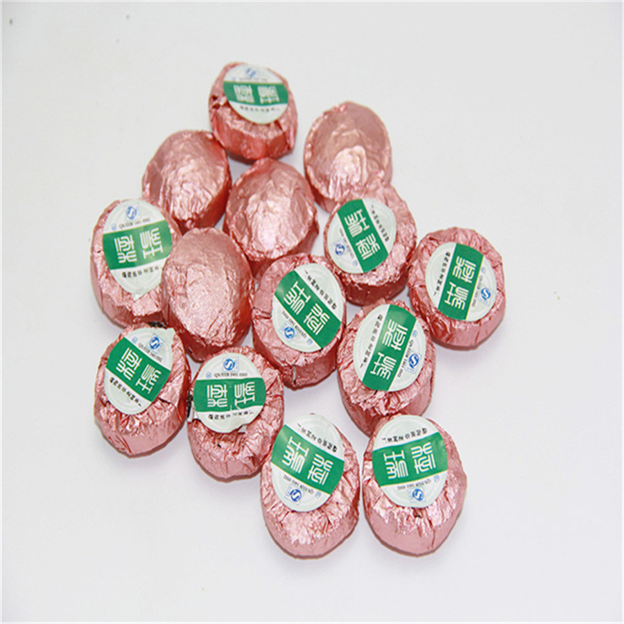 60pcs Suppressed The Cholesterol Top Grade and Slimming Mini Puer Tea Lotus Flavor Health Care Natural