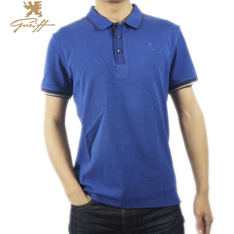 2015 Men Brand Famous Cotton Polo Shirt Short Sleeve T Shirt Slim Fit Men Polo Shirt Men T Shirt(China (Mainland))