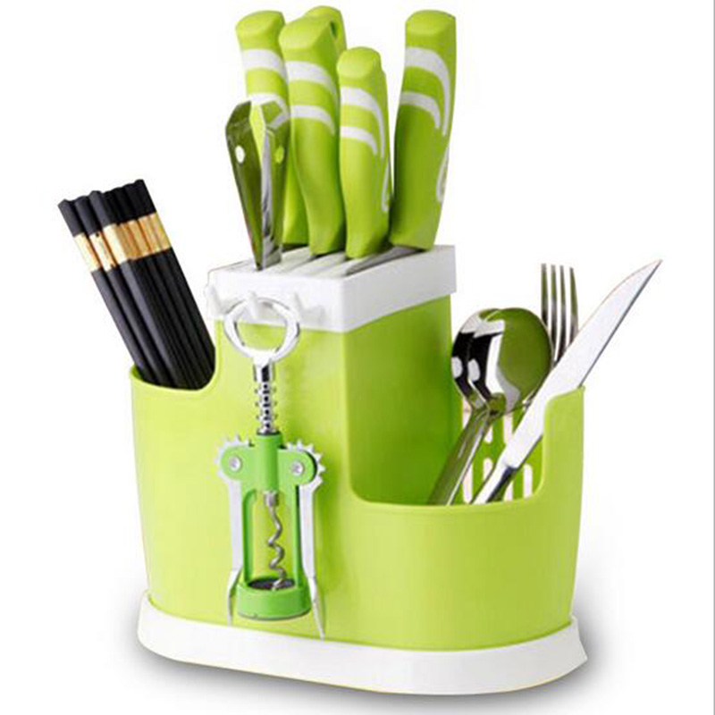 hot grande capacit drenante vassoio da cucina scolapiatti stendino scolapasta cestino bacchette coltello spugna forchetta piatto