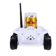 HappyCow 777-325 FPV iSpy Rc Mini Tank with 720P  RC Car  WiFi Real-time  Transmission Camera Support IOS Phone or Android Toys