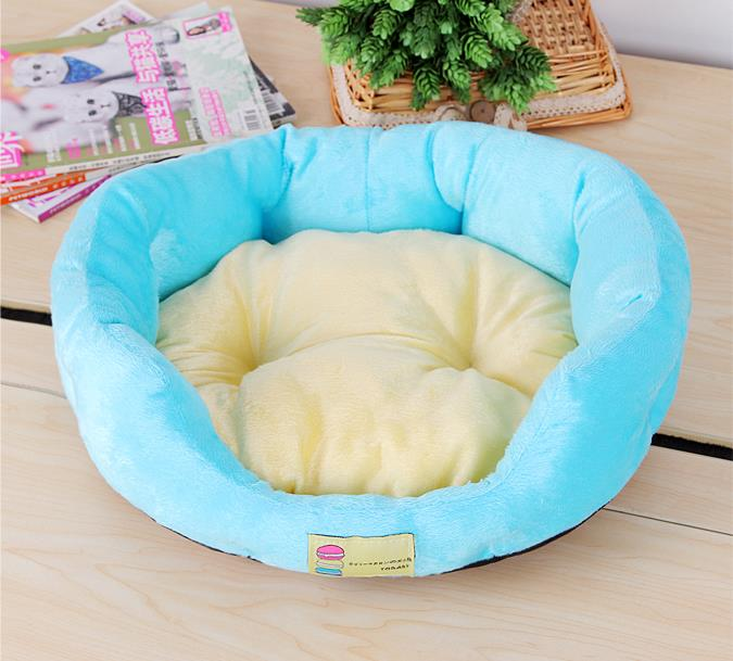 4 Colour can choose 1pcs/lot Autumn Winter Dogs bed Warm Removable Easy clean Lamb Cotton Dog Bed cat bed Animal Care Product(China (Mainland))