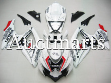 Buy Fit for Suzuki GSX-R 750 2008 2009 2010 ABS Plastic motorcycle Fairing Kit Bodywork GSXR750 08 09 10 GSXR 750 GSX R750 CB42 for $370.17 in AliExpress store