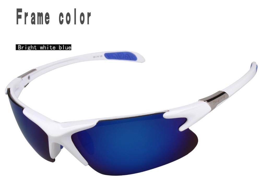 2015 Newest Brand Designer Unisex Sport Cycling Eyewear Men Women