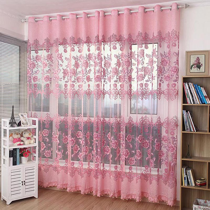 3d Children Curtains Kids Room Red Fox Window Cortinas Para Salafor ...