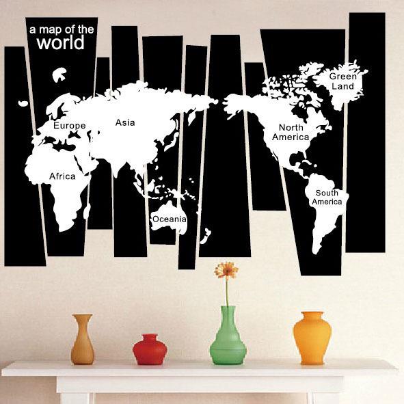 Фото - Стикеры для стен Chinastyler 75 * 105 d cor стикеры для стен chinastyler 60 120 diy world map