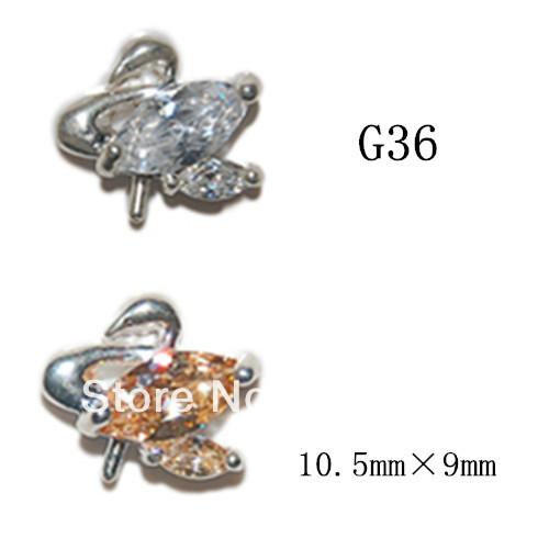 Стразы для ногтей No Brand 100 /3D 3D 3D G36 /g37 G36 - G37 стразы для ногтей larry s brand ss121440pcs 3d diy lt topaz 013
