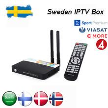 Buy Africa Royal IPTV Amlogic S912 CSA93 Android 6.0 TV Box 2GB/16GB Dual WIFI BT4.0 H.265 4K French Polish Italian Arabic IPTV Box for $98.90 in AliExpress store