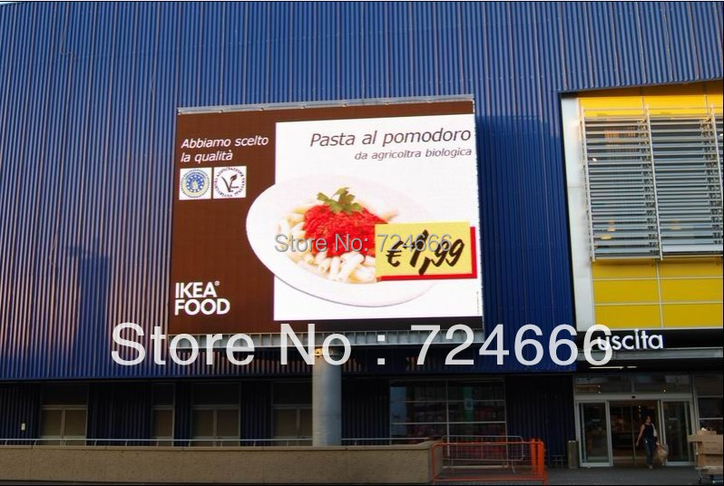 ASRAM P16 Outdoor LED Advertising Display/Sign/Board with Super High Resolution Technology giant sign message scrolling highway(China (Mainland))