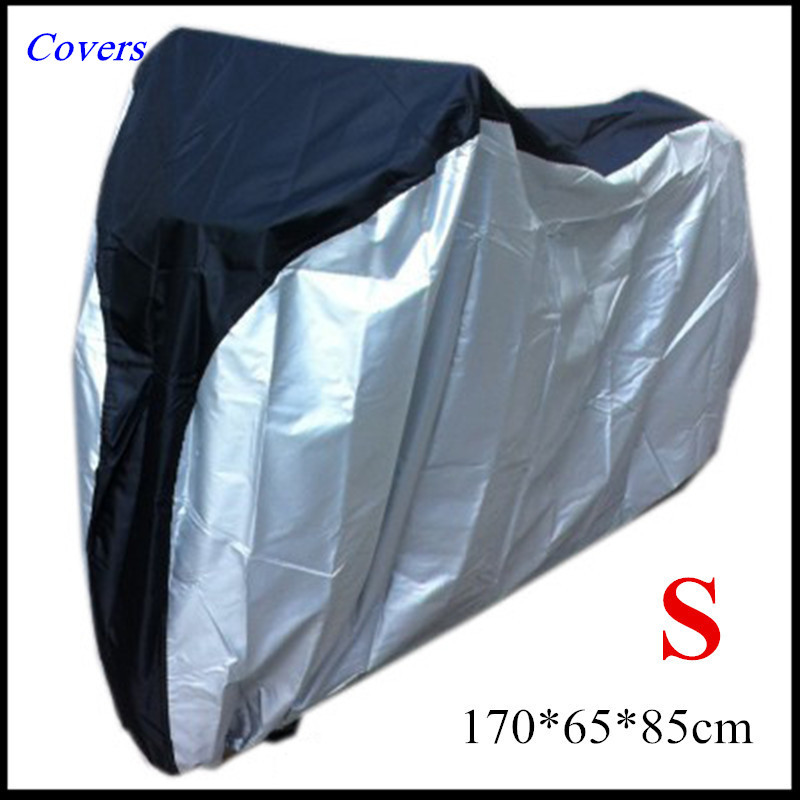 Big Size Motorcycle Cover S Waterproof Outdoor Uv Protector Bike Rain Dustproof, Covers for Motorcycle, Motor Cover Scooter G(China (Mainland))