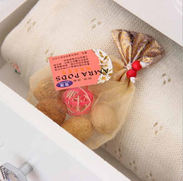 Маленький пакетик естественную шкаф саше многоцелевой ароматерапия мешок лаванды пакетик мешки автомобильные аксессуары