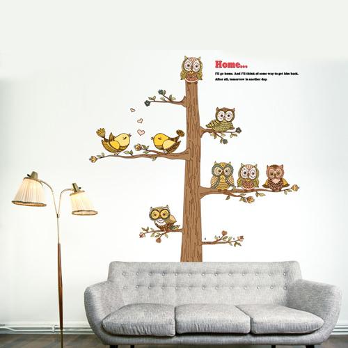 1 Set 50 52 Inch Kids Bedroom Art Wall Decoration Cartoon