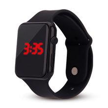 Mens אישה ספורט שעון LED זוהר תלמיד למבוגרים זוג אלקטרוני דיגיטלי שעון אלקטרוני שעון Hodinky דיגיטלי relogio часы(China)