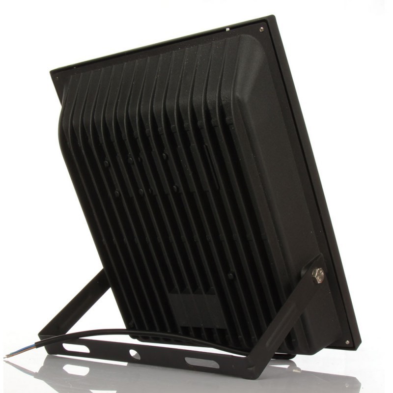 100 Watt - Vollspektrum 380nm-840nm LED-Pflanzenleuchte Fluter growlight-spot