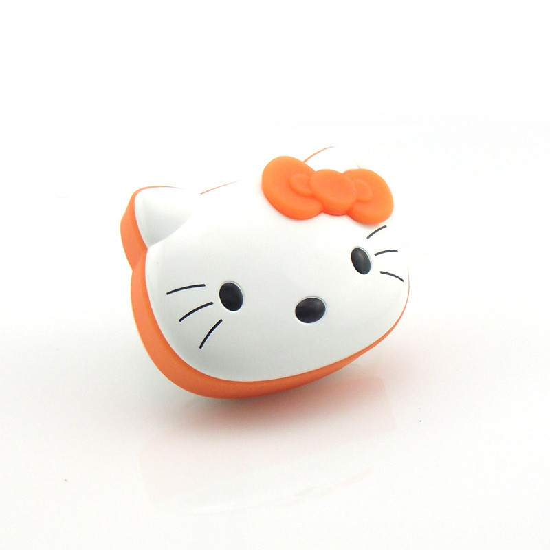 Mini Portable Hello Kitty Speaker TF Card Speaker Support FM Radio with Retail Box(China (Mainland))