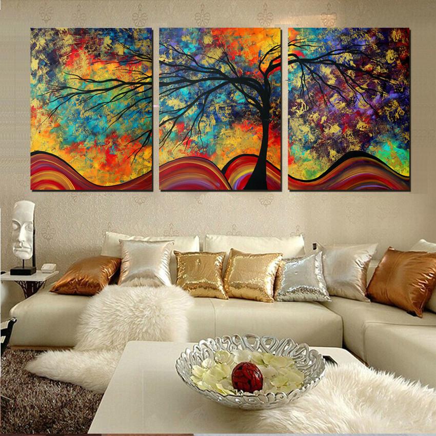 Online Kopen Wholesale Abstracte Boom Schilderen Uit China Abstracte Boom Schilderen Groothandel