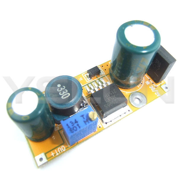 AC 24V to DC 12V Buck Voltage Regulator DC 3-30V to DC 1.5-27V Converter Power Supply #090615<br><br>Aliexpress