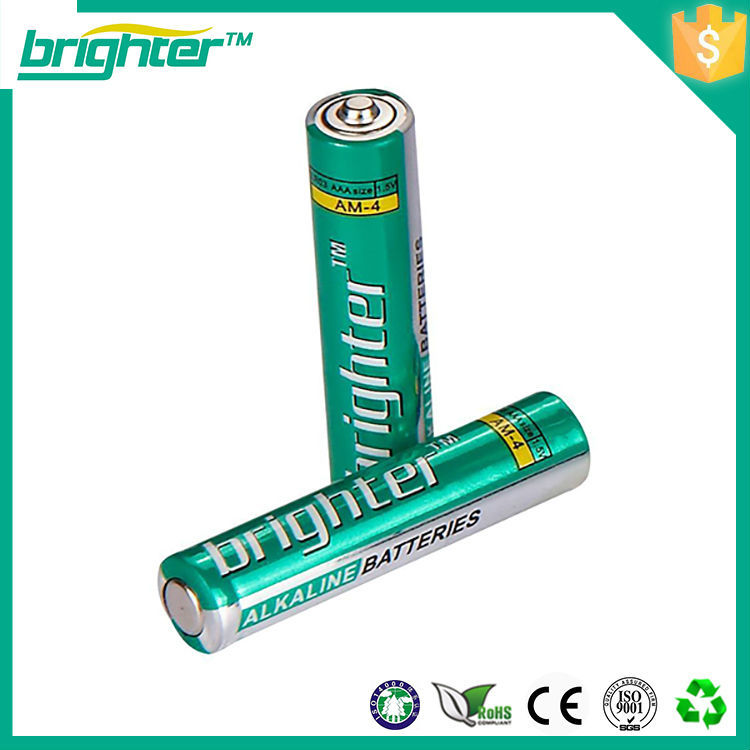 Top sale Factory Price lr03 battery size aaa(China (Mainland))