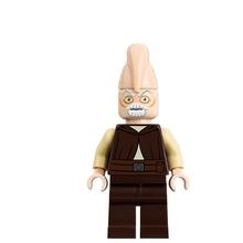Buy 20 Pcs/lot Ki-Adi-Mundi Star Wars 7959 Jedi Master DIY Dolls Single Sale Building Blocks Toys Children PG 718 for $15.00 in AliExpress store