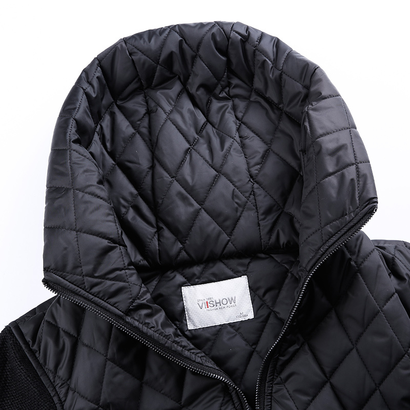 VIISHOW 2015 Canada Goode Casula Winter Coat Men Sport Cotton Padded Duck Down Jacket Men Brand