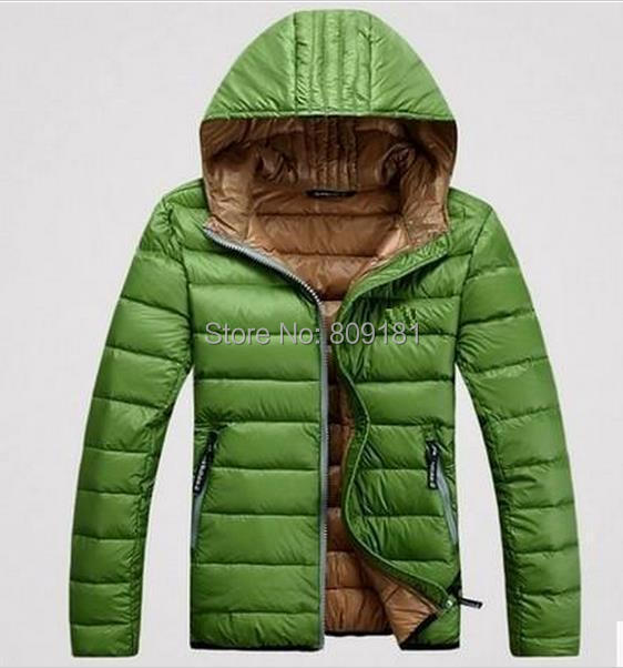 Winter Warm Super Light Jacket Man Coat Winterwear 90% White Duck M-XXL JK-109 - store