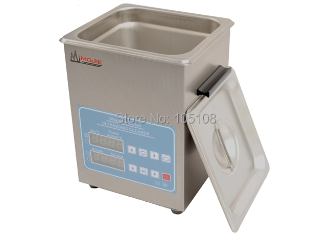 2L 220V 110V Digital industrial Ultrasonic cleaner with hardware accessories-ultrasonic golf club cleaner(China (Mainland))