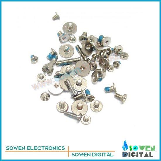 full set Screws for iphone 4S screws complete,original new, 47pcs for 1pcs mobile phone,free shipping ,wholesale or retail