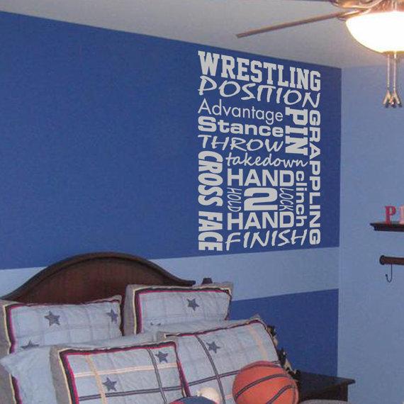 Wwe Bedroom Home Furniture Diy Ebay. Breathtaking wrestling wallpaper bedroom   Bedroom biji us