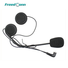 Headset Microphone Mic For FreedConn Helmet Bluetooth Intercom Free Shipping!!(China (Mainland))