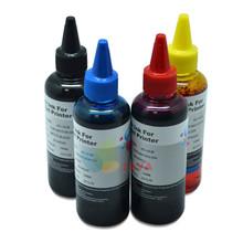 400 ml h655 dye ricarica inchiostro per hp deskjet ink advantage 4615 4625 3525 5525 all-in-one inchiostro della stampante, cz283c cz284c cz275c CZ282C(China (Mainland))