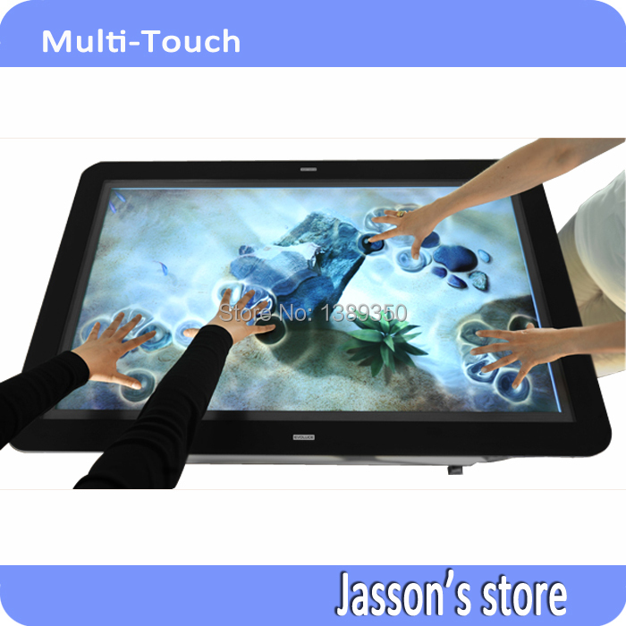 """Narrow Bezel 32"""" 32 Points Multi Touch Overlay/Multitouch Screen Overlay/Infrared Frame/IR Panel No Glass(China (Mainland))"""