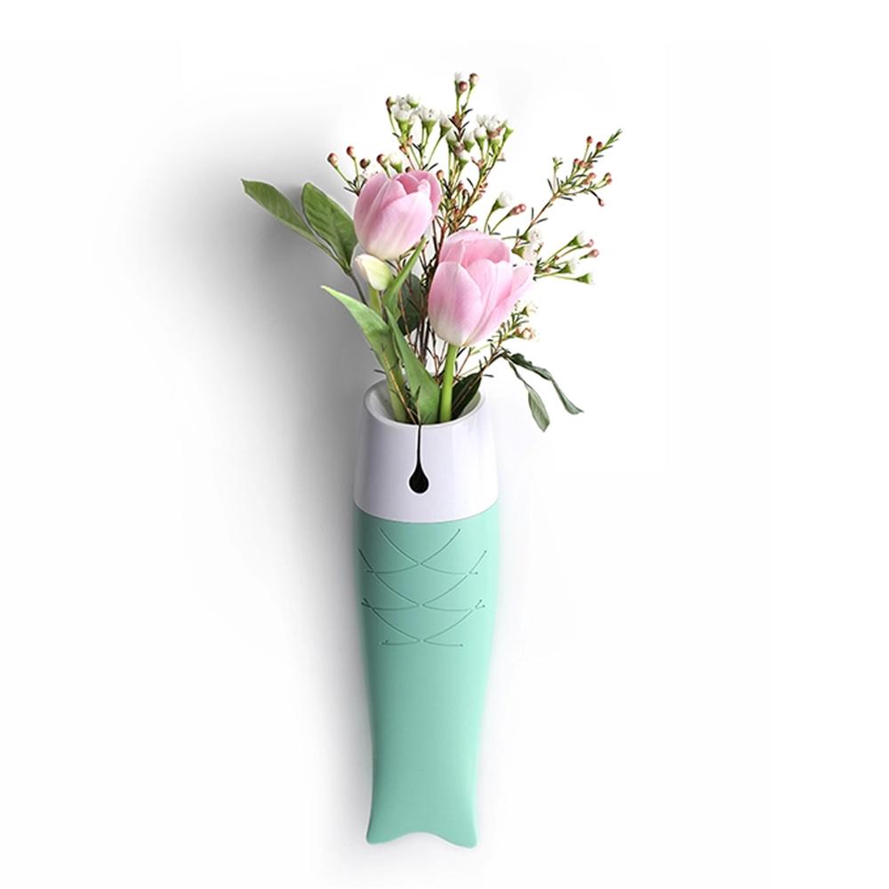 achetez en gros en forme de poisson vase en ligne des grossistes en forme de poisson vase. Black Bedroom Furniture Sets. Home Design Ideas