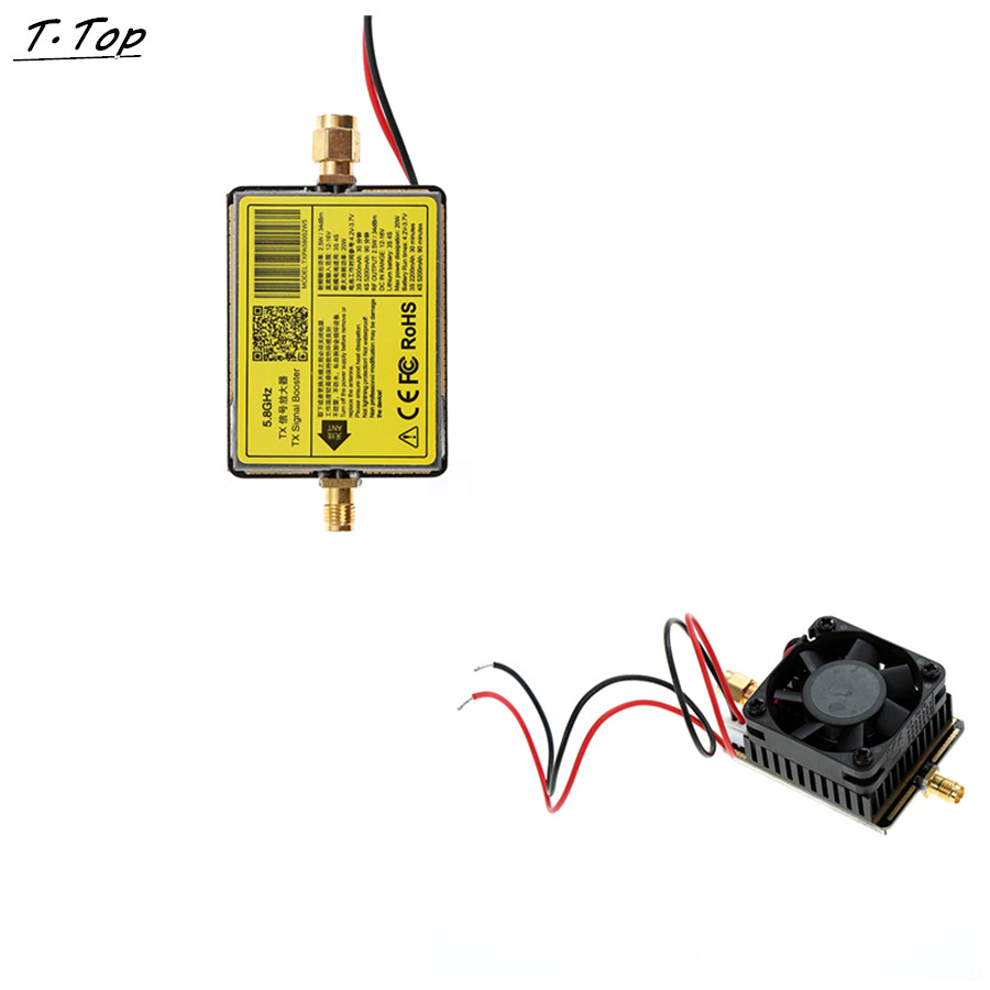 5.8G 3W/4.5W Wireless AV Transmitter Signal Booster Extend Range Amplifier For FPV RC helicopter(China (Mainland))
