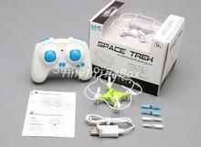 New Arrival MoonTop M9912 4-CH 2.4GHz Mini Nano RC UFO Quadcopter with 6-axis Gyro/LED Light RTF