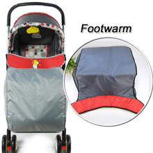 Universal Baby Prams Cover Foot Warmer for Baby Strollers Cold-proof Poussette Double Covers Blanket Stroller Accessories(China (Mainland))